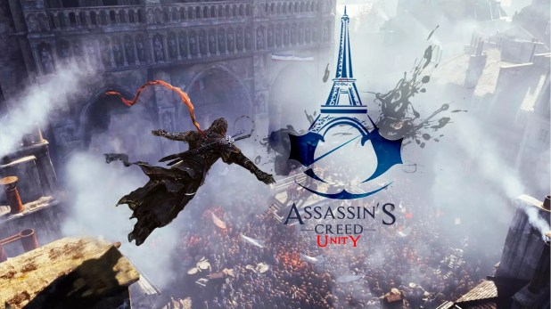 Assassin's Creed Unity Art