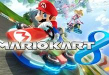 Mario Kart 8 Logo