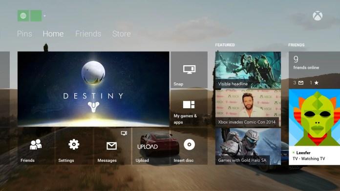 Xbox One aggiornamento febbraio