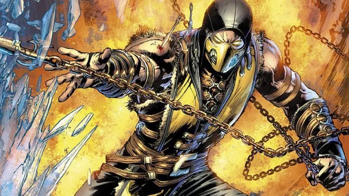 Mortal Kombat x fumetto