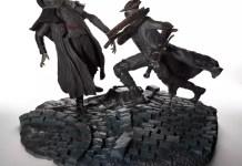 Bloodborne statuette