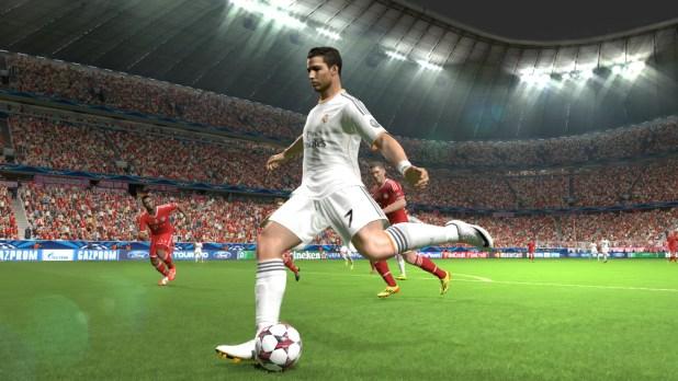 Ronaldo Pro Evolution Soccer (PES)