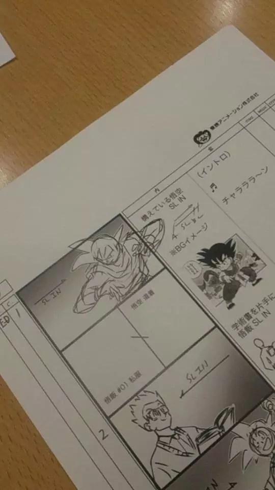 Dragon Ball Super Concept