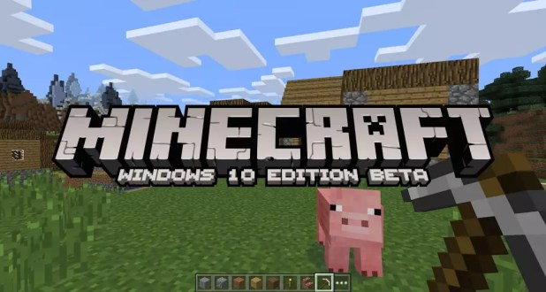 Minecraft_Win10_Beta_-10