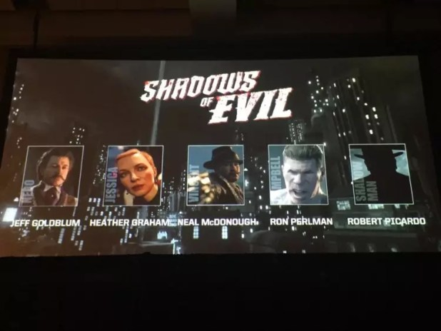 Call of Duty black ops 3 Shadows of Evil