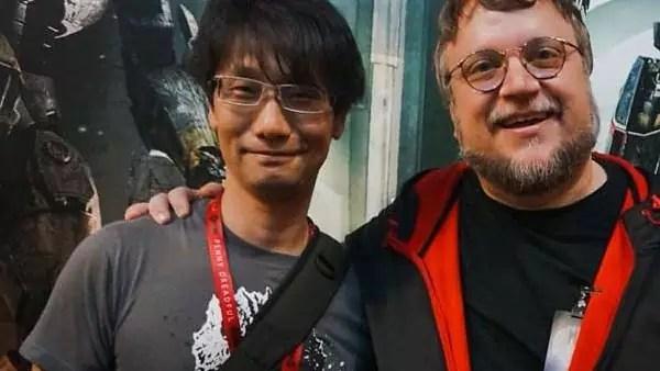 Kojima Del Toro Silent Hills