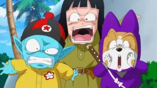 Pilaf Dragon Ball Super