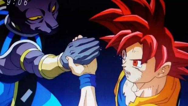 Dragon Ball Super 1x12