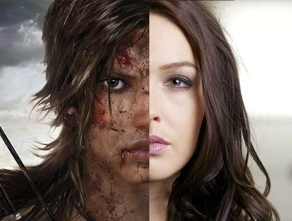 Tomb Raider camilla luddington vs lara croft