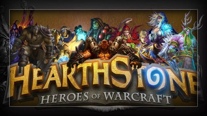 hearthstone Logo Heroes