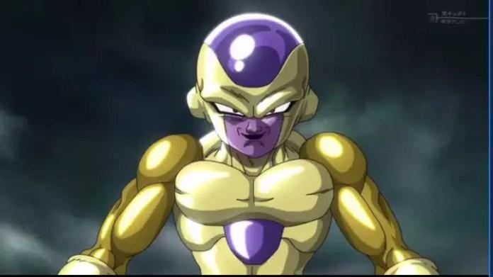 Dragon Ball Super 1x25 Gold freezer