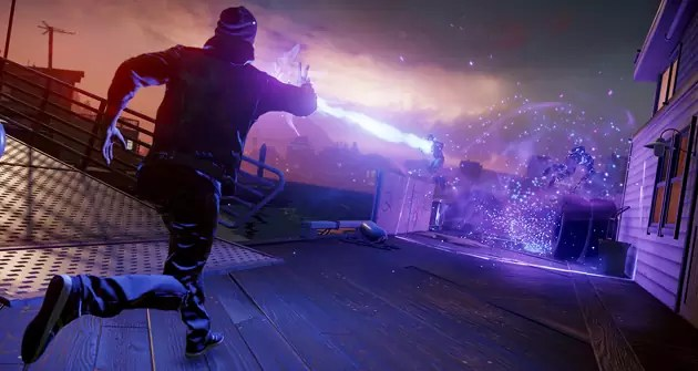infamous second son Sucker Punch Sony