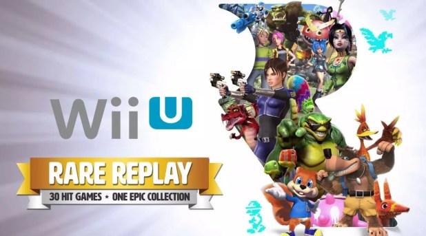 Rare Replay Wii U