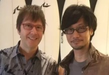 Mark Cerny Hideo Kojima