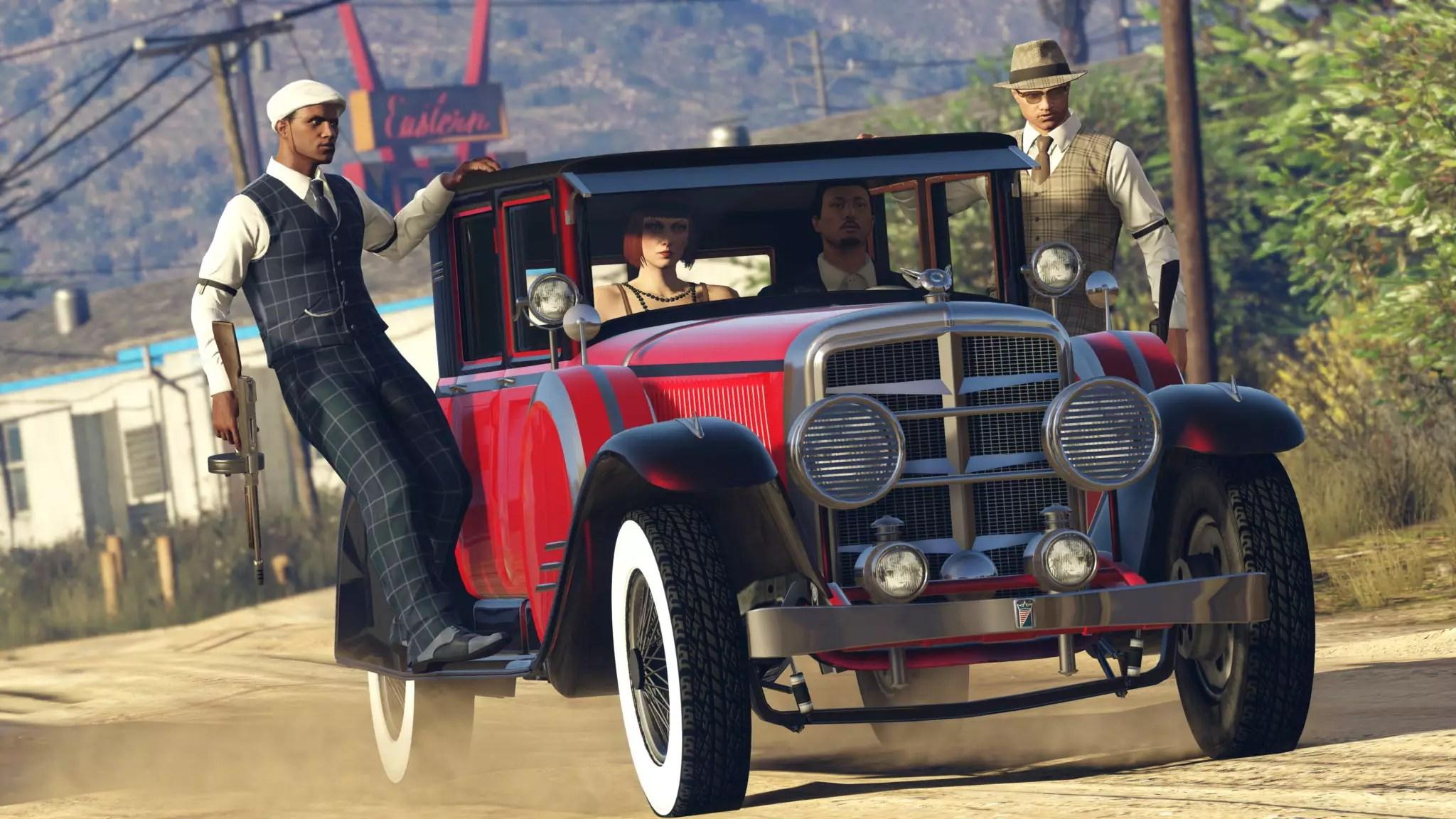 Rockstar Games: la società cerca l'accordo con i modder per GTA V