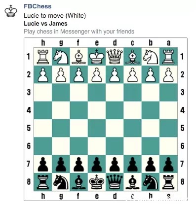 facebook Chess