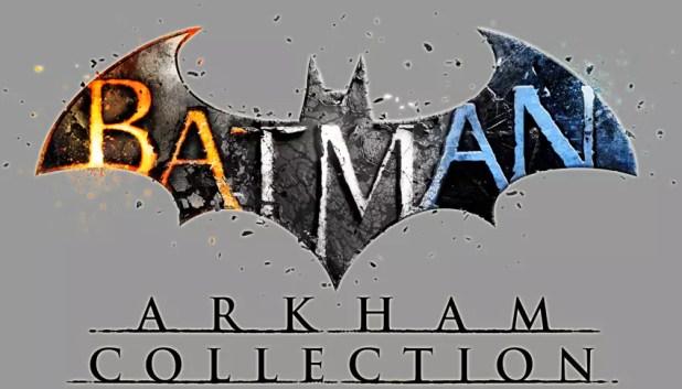 Batman Arkham HD COllection