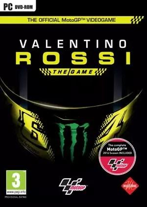 Velentino Rossi The Game