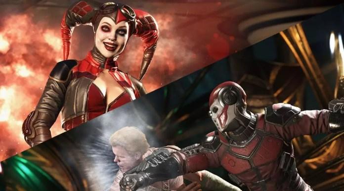 Harley Quinn e Deadshot saranno presenti nel roster di Injustice 2