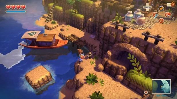 Oceanhorn: Monster of Uncharted Sea