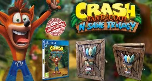 Crash Bandicoot N' Sane Trilogy