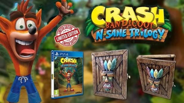 Crash Bandicoot N' Sane Trilogy
