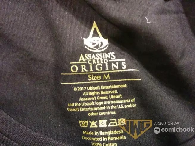 Assassin's Creed Origins: una foto rivela il nome del protagonista?