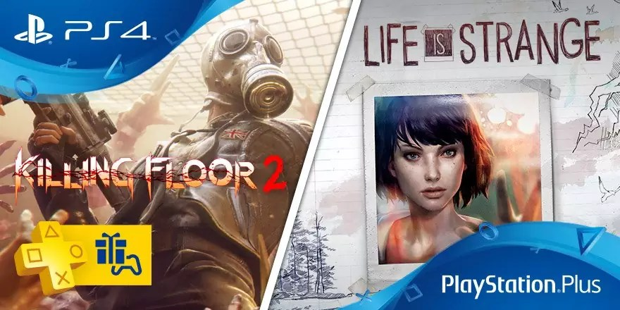 PlayStation Plus, Killing Floor 2 e Life is Strange gratis a Giugno