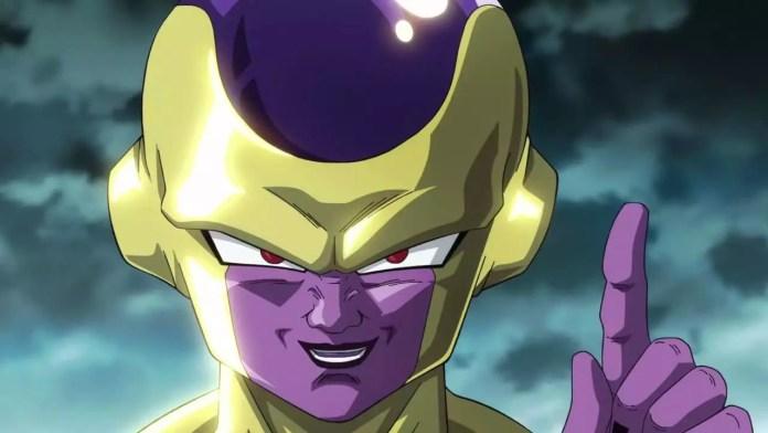 Dragon Ball Super Gold Freezer