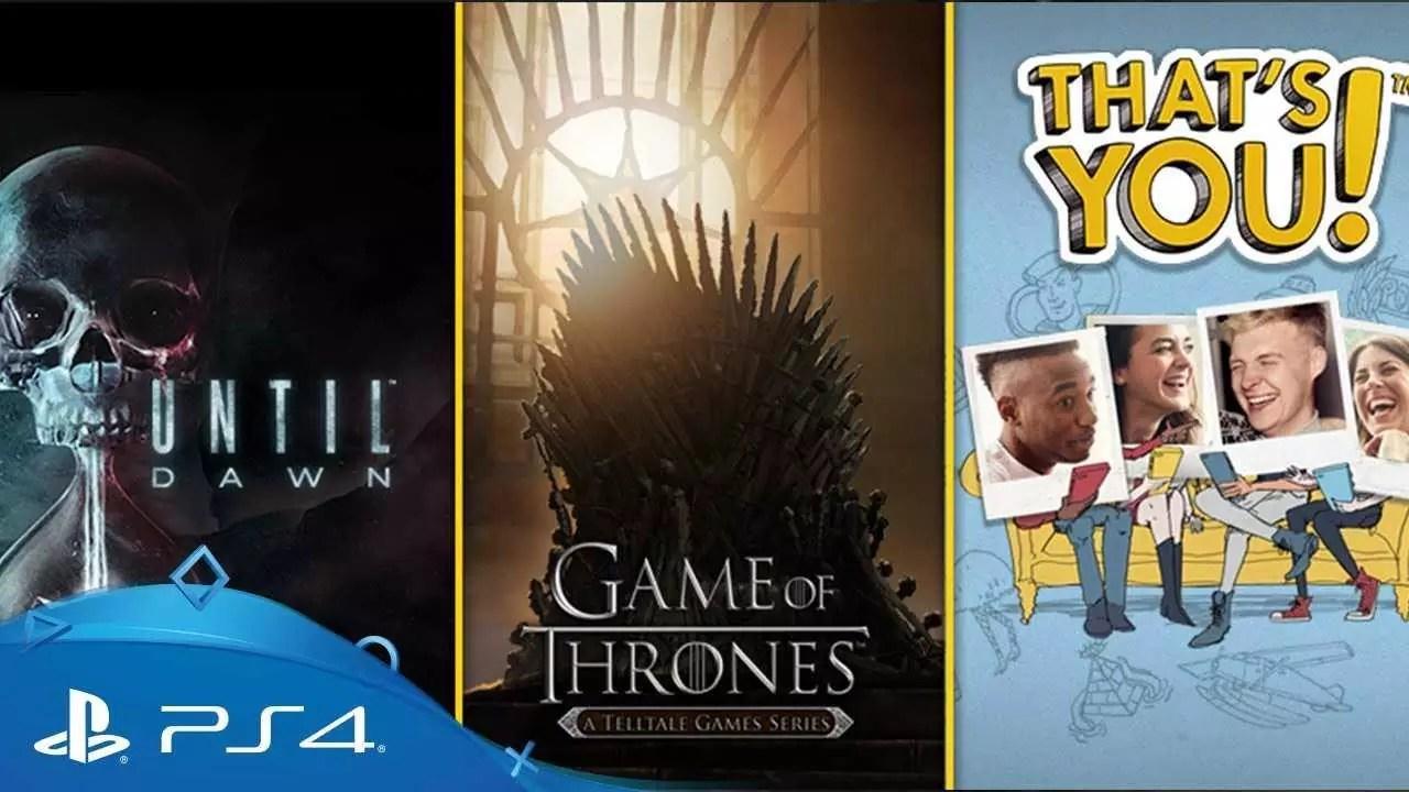 Playstation Plus: ecco i giochi gratuiti del mese di luglio
