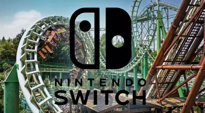 Nintendo Switch Gardaland