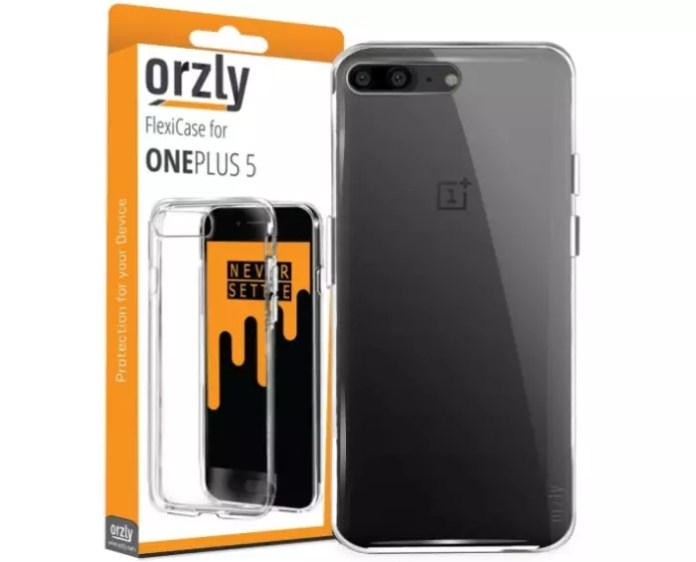 Orzly Flexicase OnePlus 5