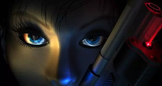 Microsoft Rare Perfect Dark