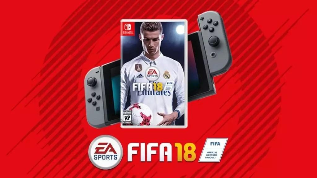 FIFA 18 Niente Demo Su Nintendo Switch GamingParkit