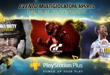 PlayStation Plus Multigiocatore Gratis