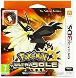 Pokémon Ultra Sole + Steelbook - Limited - New Nintendo 3DS