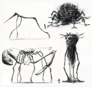 Mostrati i prototipi dei Guardiani, Colossi Sacri e molto