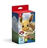 Pokémon: Let's Go, Eevee! + Poké Ball Plus - Bundle Limited - Nintendo Switch