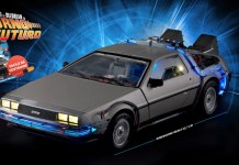 DeLorean Eaglemoss