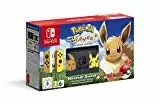 Nintendo Switch Pikachu & Eevee Edition + Pokémon: Let's Go, Eevee! + Poké Ball Plus