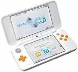 New Nintendo 2DS XL, Bianco/Arancione