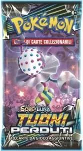 POKEMON SOLE E LUNA TUONI PERDUTI Mazzo Tematico IN ITALIANO con 60 carte