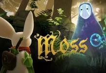 Moss Copertina