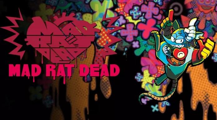 Mad Rat Dead sarà presto aggiornato alla versione 1.0.3. su Nintendo Switch