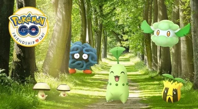Pokémon GO aggiorna le ricompense e altro per la prossima Giornata dell'Amicizia