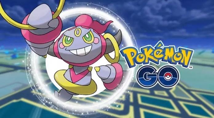 Tutti i dettagli dell'arrivo di Hoopa in Pokémon GO