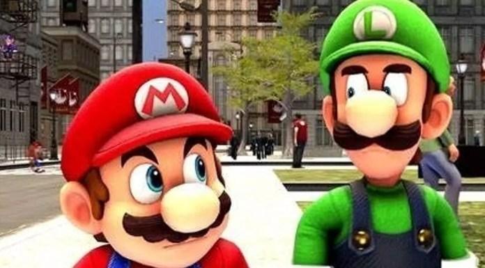 Internet reagisce al film di Mario