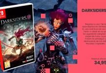 Unisciti a Fury in Darksiders III su Nintendo Switch – pre-ordine ora disponibile