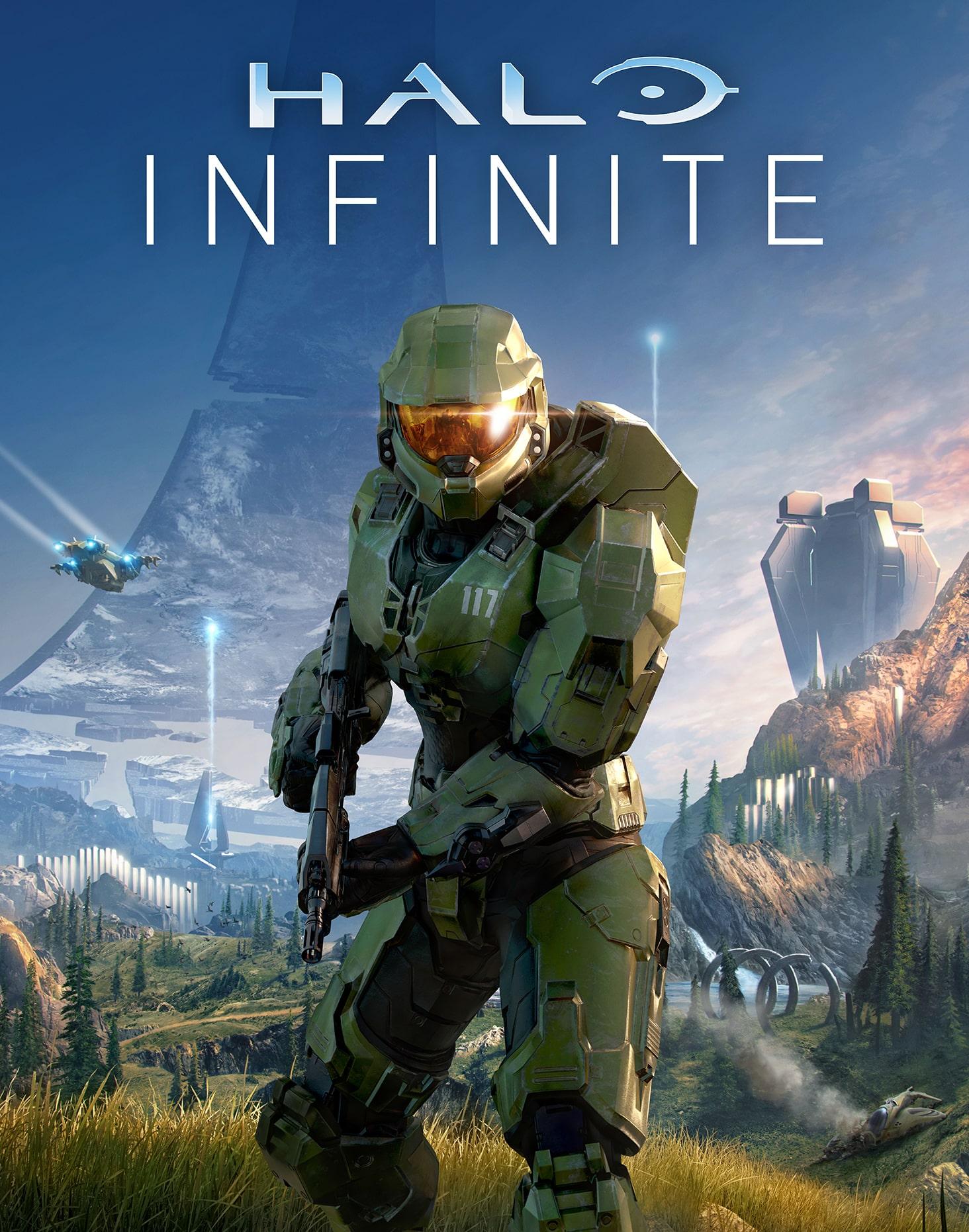 Halo Infinite . Halo Infinite, svelate la key e box art - GamingTalker