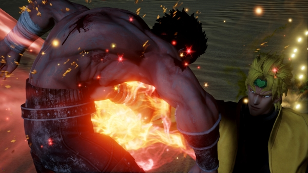 Jump Force Adds Jotaro And Dio From Jojos Bizarre